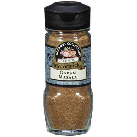 Mccormick Gourmet Collection Blends Garam Masala, 1.7 OZ (Pack of
