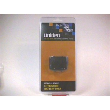 uniden bpvoy replacement battery for voyager