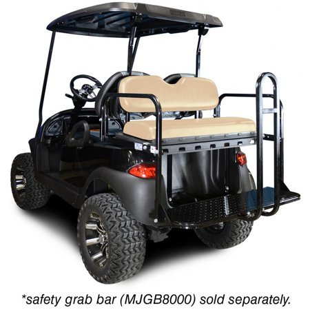 Madjax Genesis 150 Rear Flip Seat Kit for Club Car Precedent Golf Carts