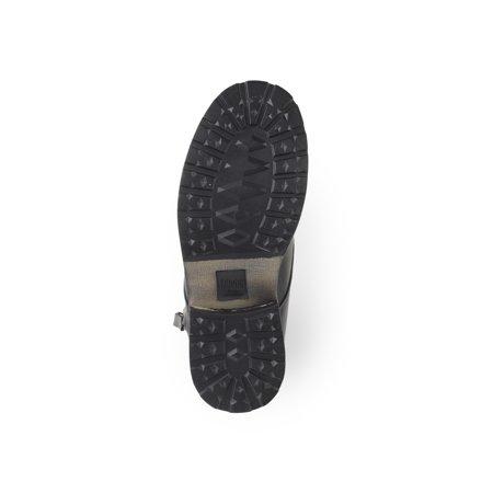 Cougar Girls' Nisha-S Zip Up Boot in Black, 4 US - image 4 de 5