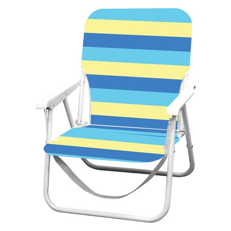 Caribbean Joe Folding Beach Chair (Best Beach Chairs For Bad Backs)