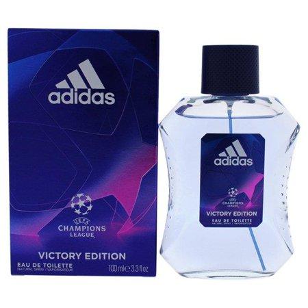 Adidas I0095075 3.4 oz UEFA Champions League Eau De Toilette Spray For...