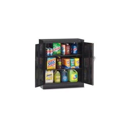 36 High Cabinet - Tennsco Counter-high Storage Cabinet - 36