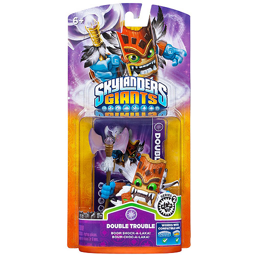 Skylanders Giants: Double Trouble (Series 2) (Universal)
