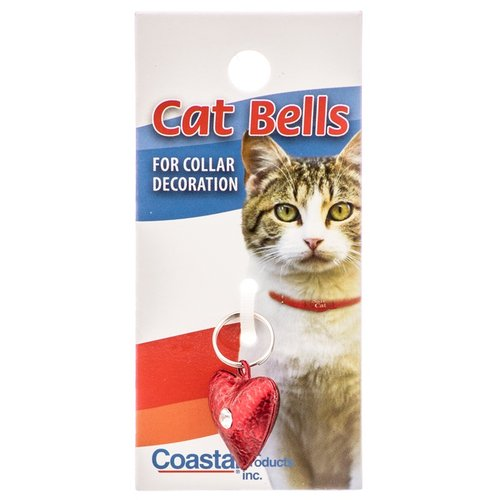 Lil Pals Frosted Designer Cat Bell - Red Heart 1 Pack