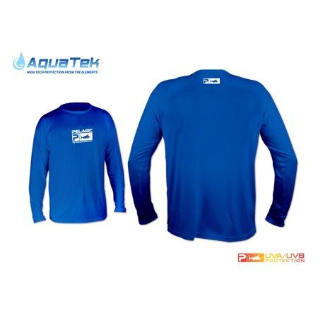 eed2967b Pelagic AquaTek Shirt - Walmart.com