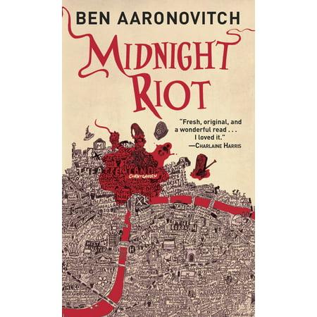 Midnight Riot](Riots London Halloween)