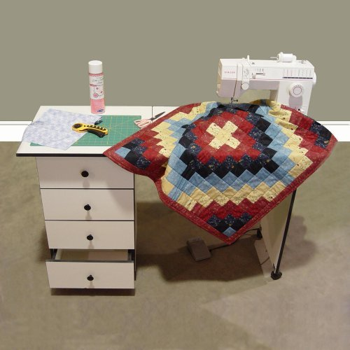 Sullivans Portable Sewing Desk
