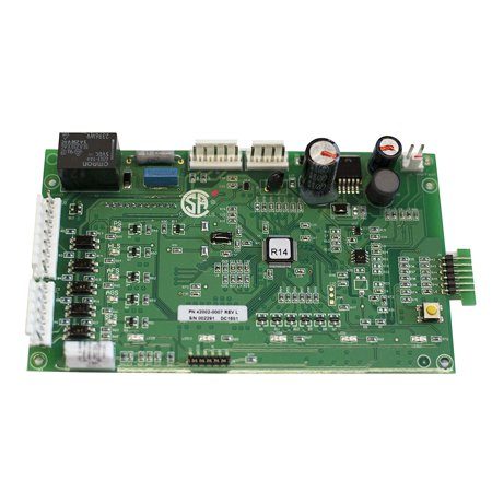 Pentair 42002-0007S Pool Heater NA LP Series Control Board PCB Replacement