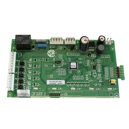 Pentair 42002-0007S Pool Heater NA LP Series Control Board PCB Replacement (Best Small Pool Heater)