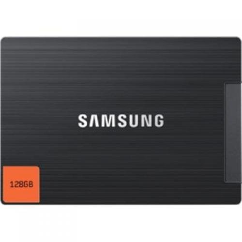 """Samsung 830 Series MZ-7PC128B - Solid state drive - 128 GB - internal - 2.5"""" - SATA 6Gb/s - buffer: 256 MB"""