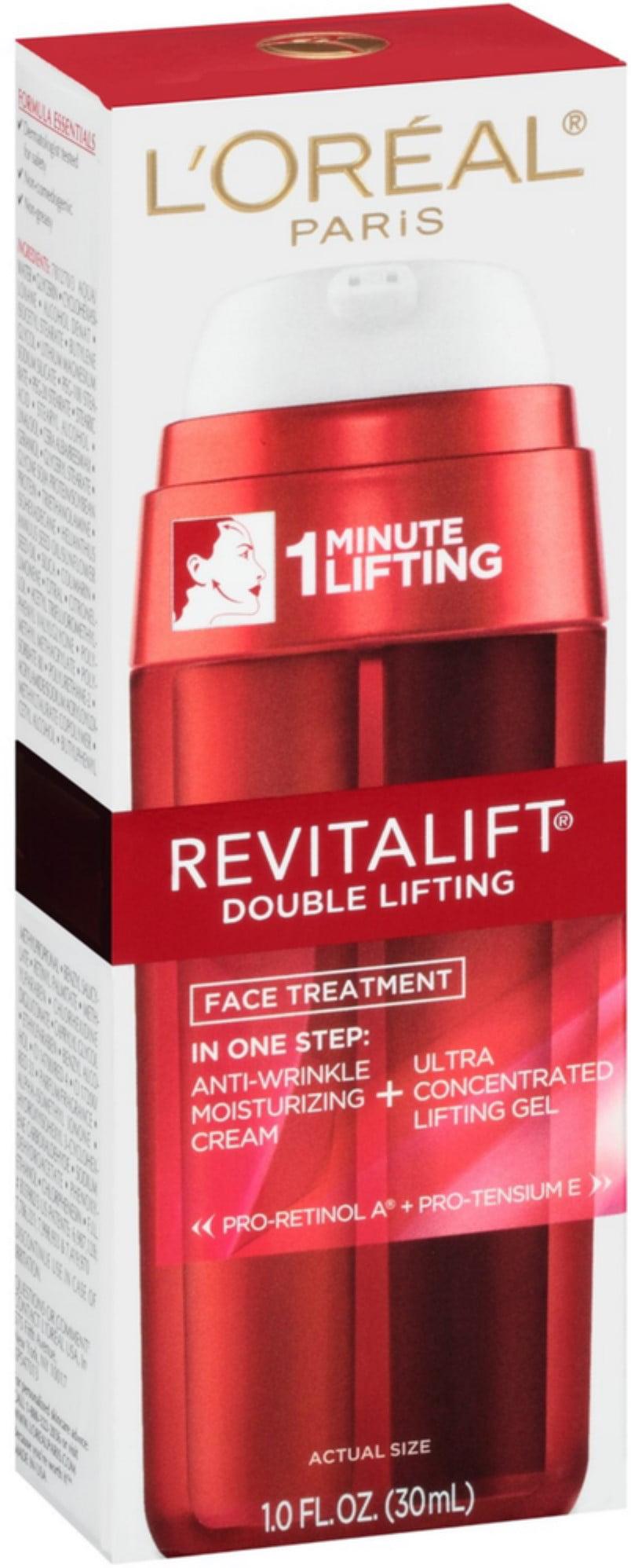 L'Oreal Revitalift Double Lifting Face Treatment, Anti..