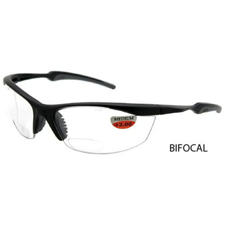 Safety Vu Bifocal Safety Glasses