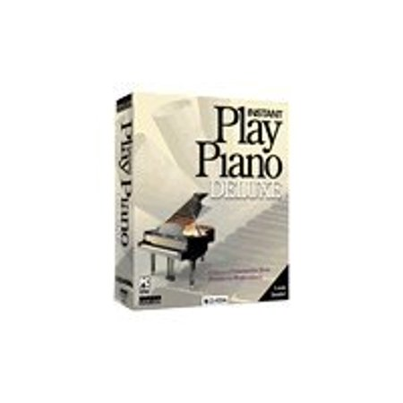 Hal Leonard Instant Play Piano Deluxe Instructional Software