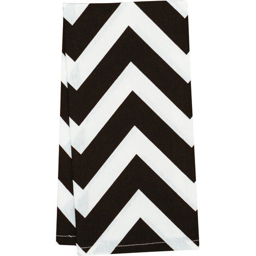 Linen Tablecloth Chevron Kitchen Towel (Set of 2)
