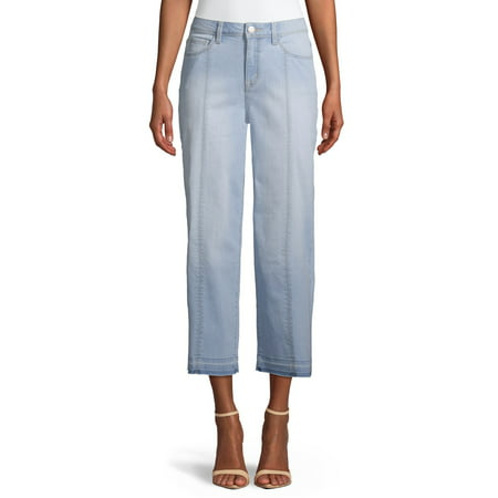 Time and Tru Seam Front Release Hem Jeans