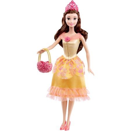Disney Princess Royal Celebrations Belle Doll with Accessories