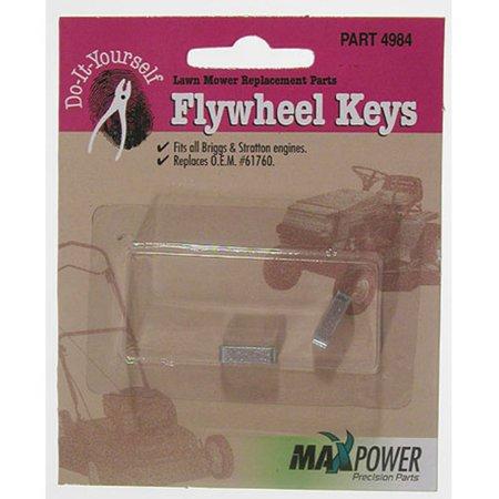 Maxpower 334984 Briggs and Stratton Flywheel Keys