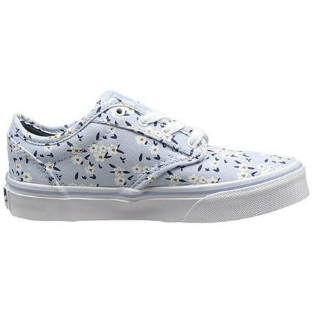Vans Girls Zusiqm Atwood  Floral Fantasy Blue Ligth Lifestyle