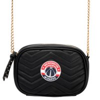 Washington Wizards Women's Crossbody Bag - Black - No Size