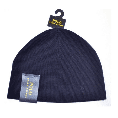 Polo Ralph Lauren Thermal Beanie Men's One Size Navy