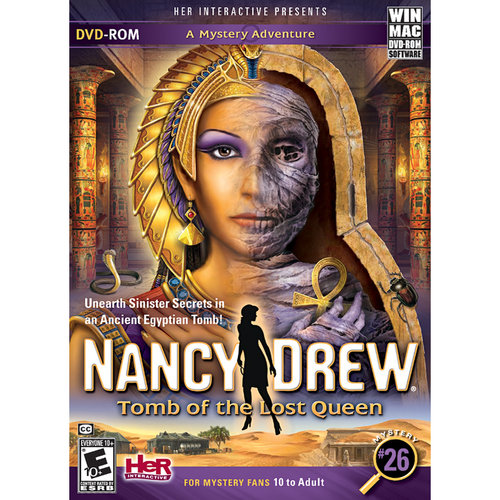 Nancy Drew: Tomb Of the Lost Queen (PC/ Mac)
