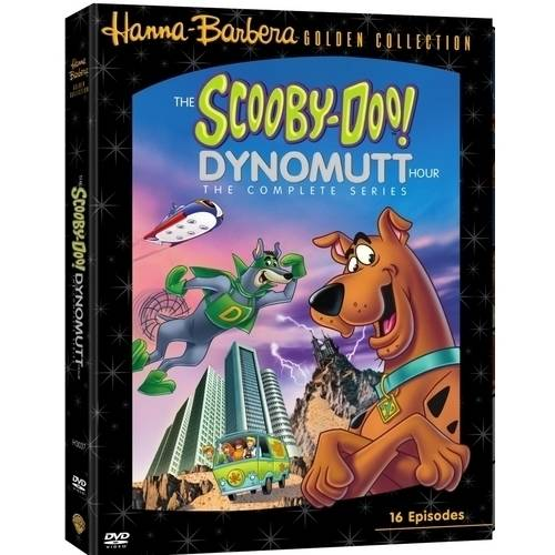 The Scooby-Doo / Dynomutt Hour: The Complete Series (Full Frame)