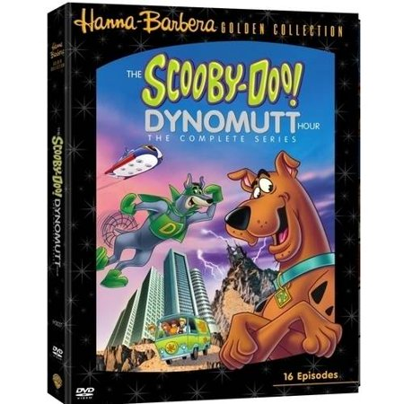 The Scooby Doo Dynomutt Hour The Complete Series Full Frame