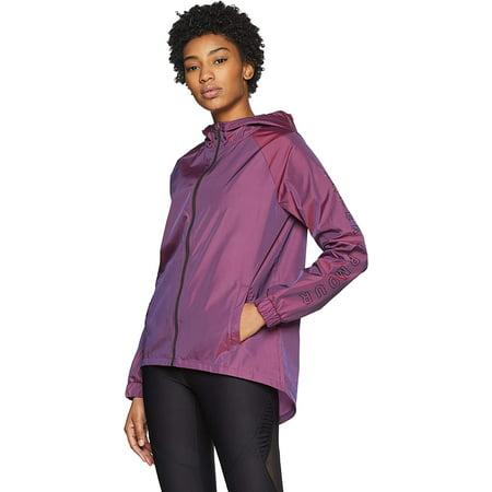 Under Armour Womens Storm Iridescent Woven Warm-Up Jacket