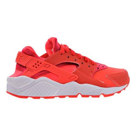 Nike Air Huarache Run Womens Shoes Bright Crimson/Bright Crimson 634835-608