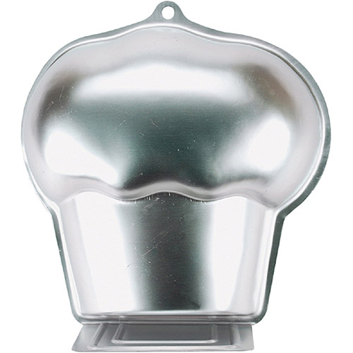 "Wilton Novelty 9.75""x9.5"" Shaped Cake Pan, Cupcake Heaven 2105-3318"