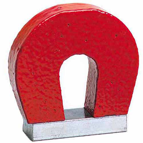 General Tools 370-1 Pocket Horseshoe Alnico Magnet