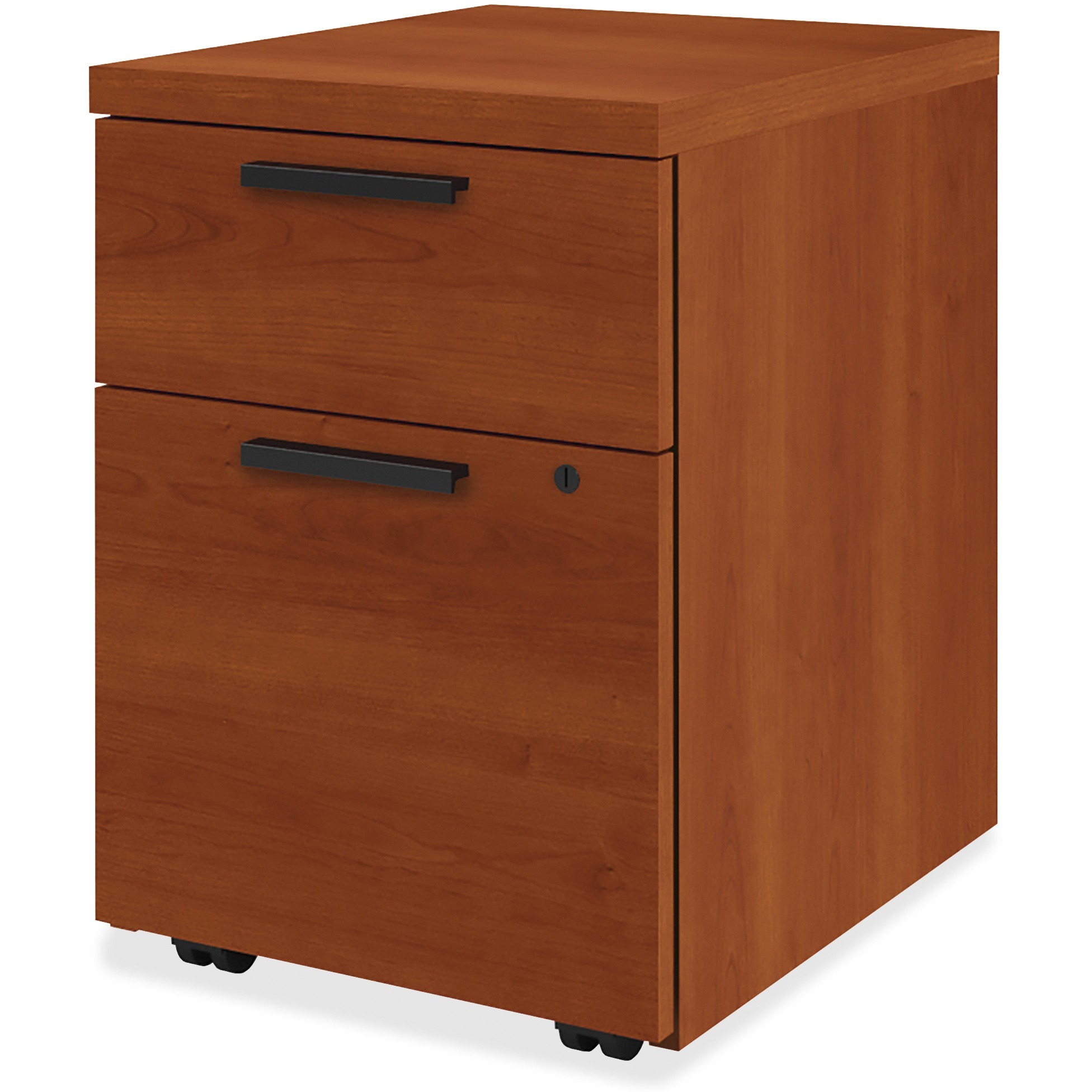 HON 2 Drawers Vertical Lockable Filing Cabinet,