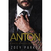 Anton (Book 3) - eBook