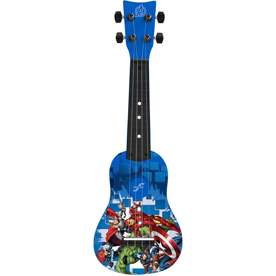 First Act Marvel Avengers Ukulele