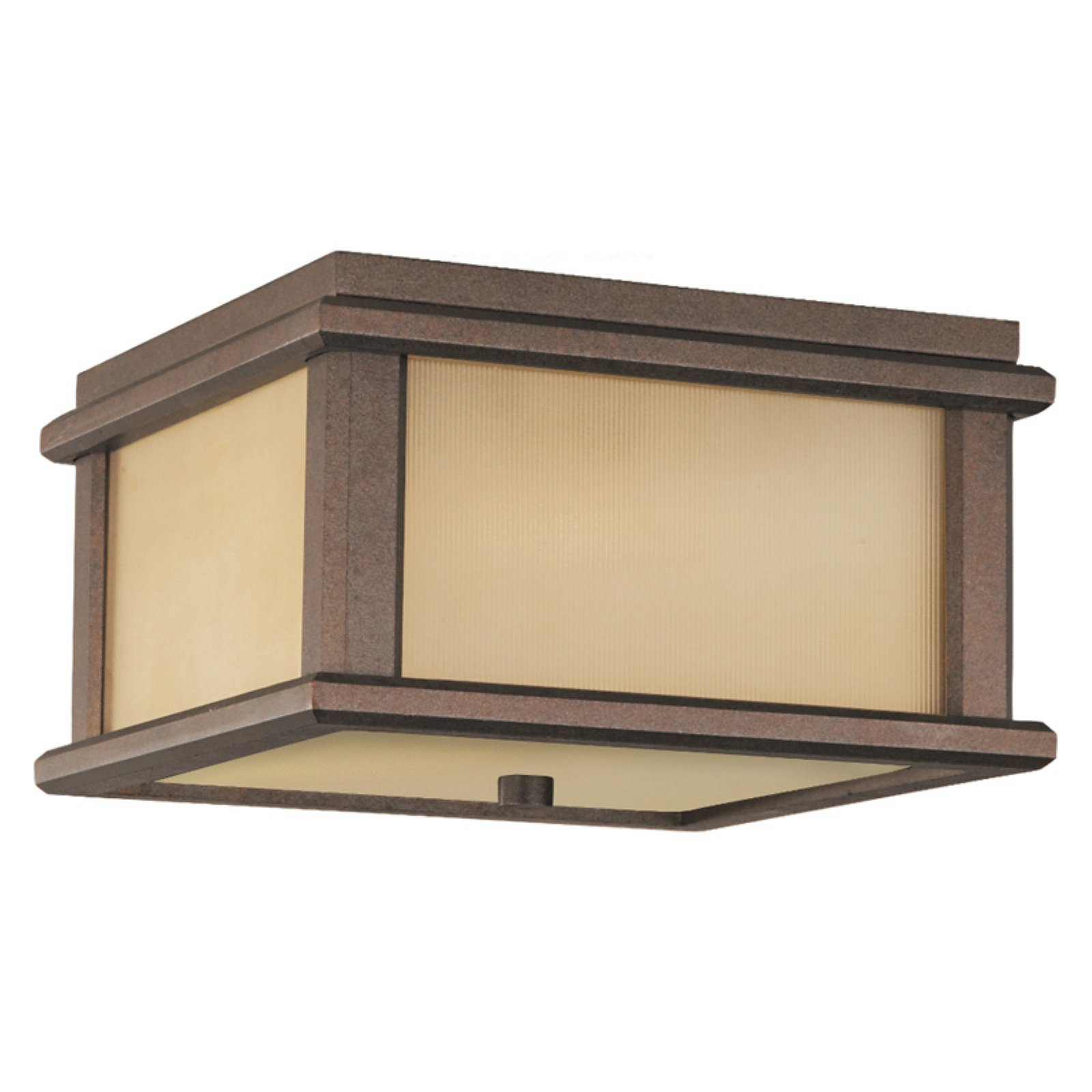 Feiss OL3413 Mission Lodge Outdoor Ceiling Light