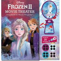 Disney Frozen 2 Movie Theater Storybook & Movie Projector