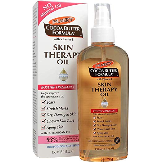 Palmer S Cocoa Butter Formula Skin Therapy Oil Rose 5 1 Fl Oz