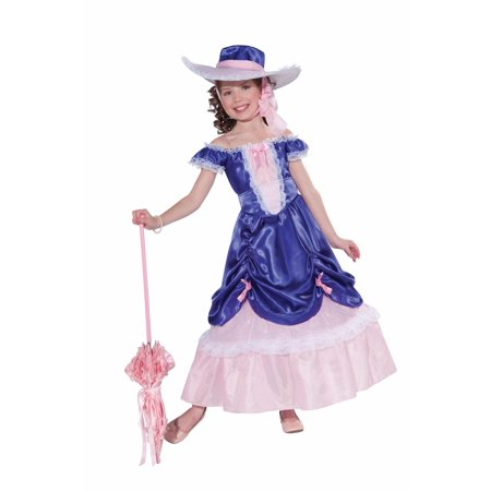 Little Blossom Southern Belle Costume Child](Southern Belle Dress)