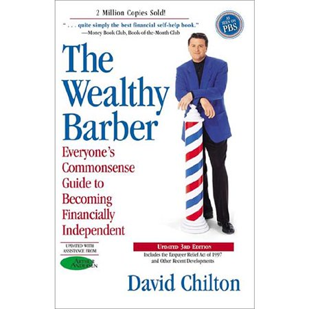 Barber Guide : The Wealthy Barber: Everyones Commonsense Guide to Becoming ...