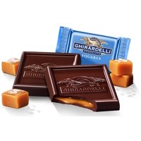 Ghirardelli Bulk Dark Chocolate Sea Salt Caramel (5 pound)