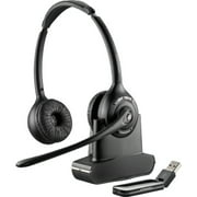 Plantronics Savi 420 Over-the-head Binaural Standard USB Wireless Headset System