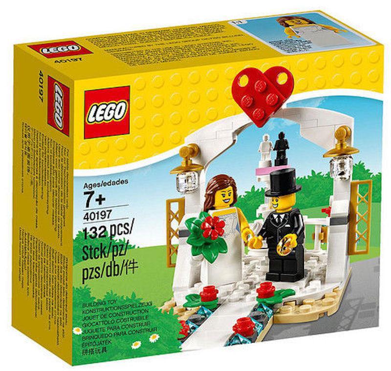 LEGO BRIDE GROOM Wedding Minifigures NEW Custom Cake Topper YOU CHOOSE