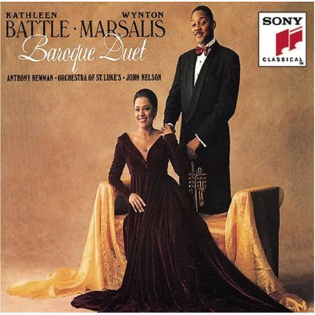 Baroque Duet (CD) (Baroque Vocal Music)