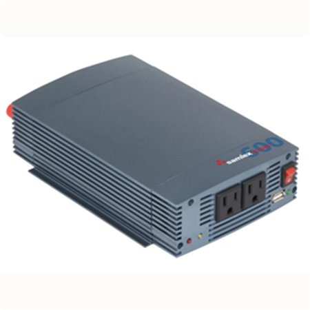 All Power Supply SSW-600-12A Pure Sine Wave Inverter 12 VDC- 600 Watt - image 1 of 1