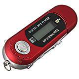 2/4/8GB USB 2.0 Flash Drive LCD Mini MP3 Music Player w/ FM Radio Voice