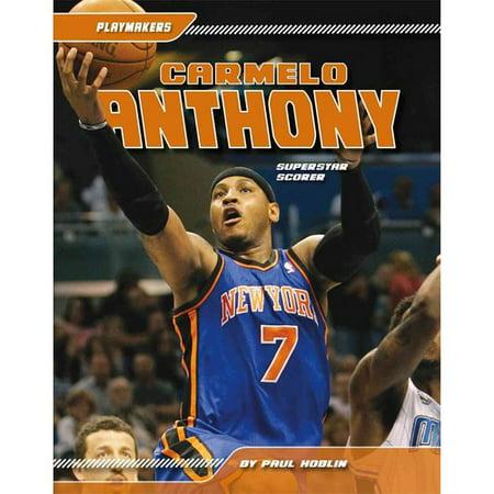 Carmelo Anthony  Superstar Scorer