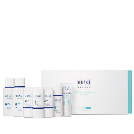 Obagi NuDerm FX Transformation SYSTEM Kit - Normal to Oily Skin Pack of 6