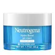 Neutrogena Hydro Boost Facial Moisturizer with Hyaluronic Acid, Hydrating, 1.7 oz