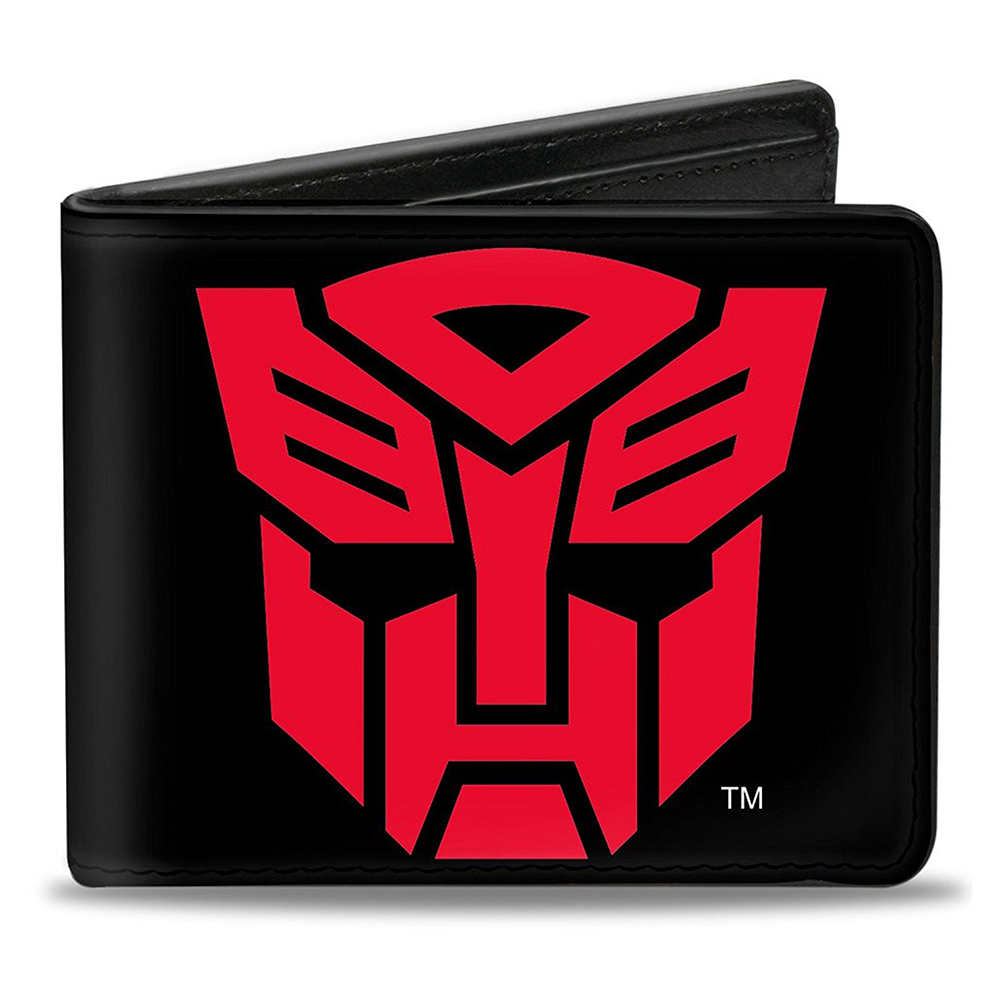 "Transformers Bi-Fold Wallet 4.5/"" x 3.5/"" BRAND NEW WITH TAGS"